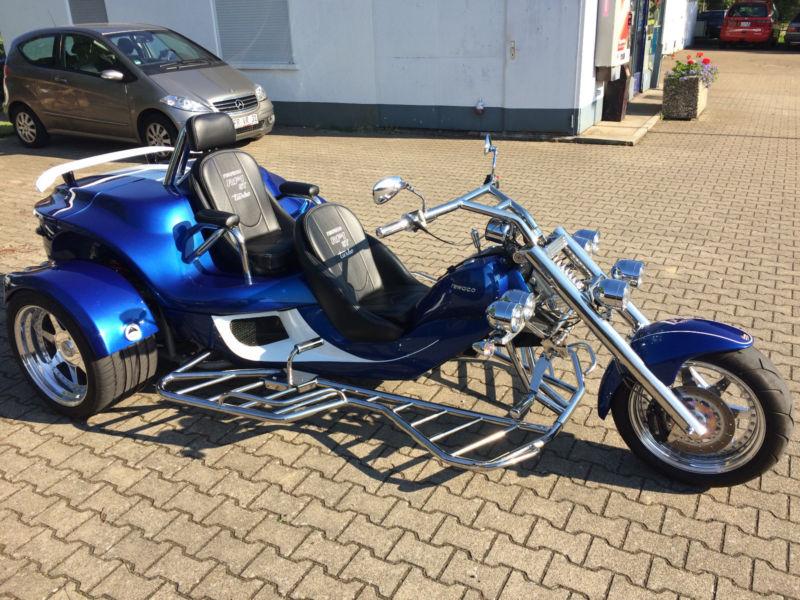 Rewaco RF1, ST2 Turbo gebraucht bei R-Trikes kaufen
