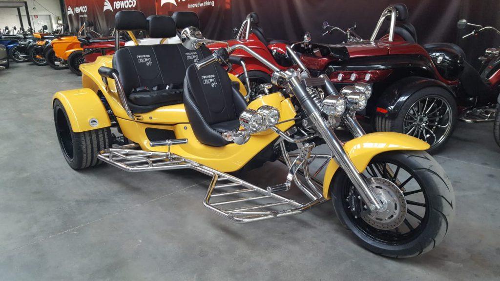 Trike kaufen Rewaco Family Neufahrzeug