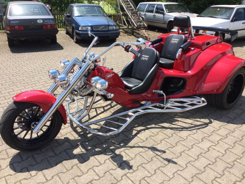 Rewaco Rf1 GT gebraucht bei R-Trikes kaufen