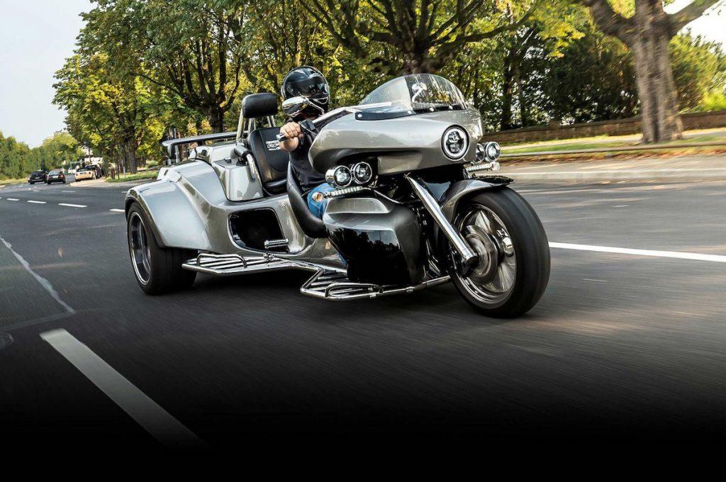 Rewaco Touring Testbericht R-Trikes